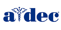 logo adec dental light