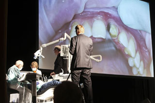 thirdeye hd on sirona led at cerec congress