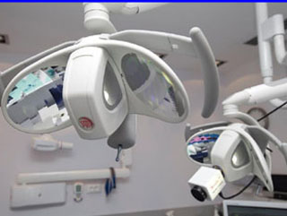 thirdeye hd on faro led dental light
