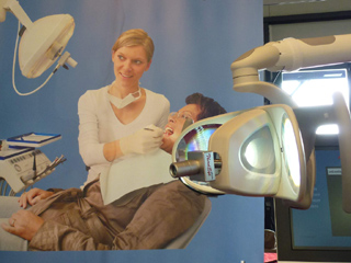 thirdeye photo on faro alya led dental light